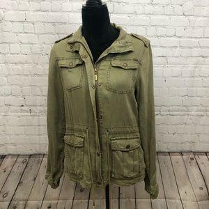 Max jeans utility jacket xs